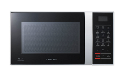 Samsung Black CE76JD Convection MWO with Ceramic Cavity, Capacity: 21 L