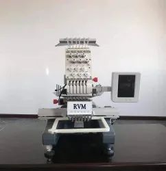 RVM Blouse Single Head  Embroidery Machine