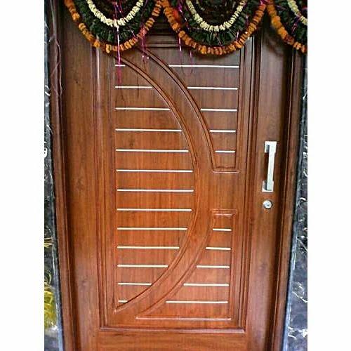 sc 1 st  IndiaMART & Wooden Door - Pine Wood Doors Manufacturer from Nagpur pezcame.com