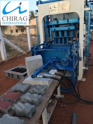Chirag Multi Usage  Fly Ash Brick Machine