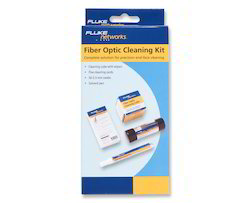 Fluke Fiber Optic Cable Cleaning Kit, Packaging Type: 1 Piece Per Packet