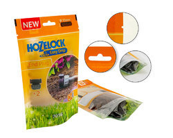 Hozelock packaging bags