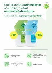 Godrej Hand Wash - Protekt