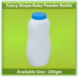 Fancy Shape Baby Powder Bottle