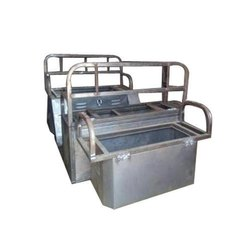 E-rickshaw Chassis Body, Size: Icat Approved
