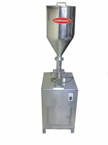 Single Head Motorized Filling Machine