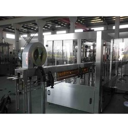Water Bottle Filling Packing Machine