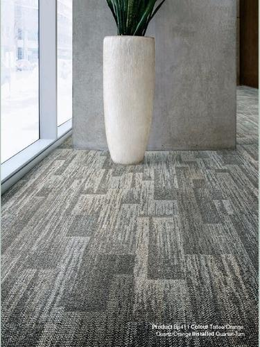 Aerial Interface Nylon Carpet Tiles