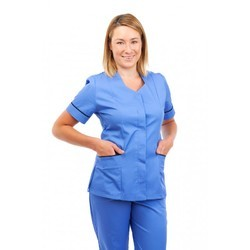 Staff Nurse Uniform Set