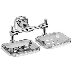 Double Soap Dish Stand