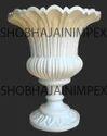 Designer Fiber Flower Pots