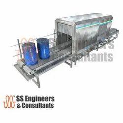Barrel Cleaning Machine