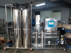 Semi-Automatic Industrial S. S. R O Plant, Number Of Membranes In RO: 4