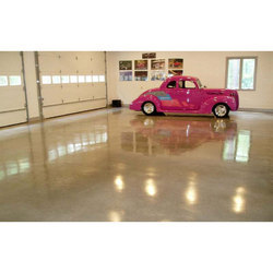 Commercial Building Polished Concrete Flooring Service, Kochi And Kerala