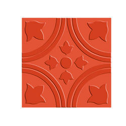Chithra Floor Tiles Rubber Mould
