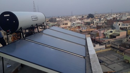 Heating Solar Water Heater
