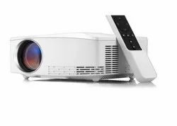 C80 LED Projector Native Resolution 1280 With Hd Quality