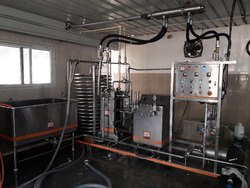 Curd Processing Plant