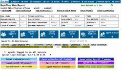 VAC Call Center Dialer Software