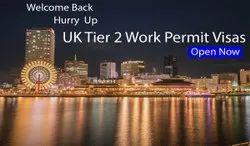 Work Permit Immigrant Visa UK Tier 2 Visas, Multiple, Globalfly.info@gmail.com