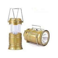 LED Crystal Solar Emergency Lantern