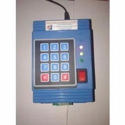 Password Based Security System, For Electronic