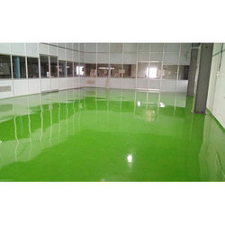 Chemical Resistant Floor Coating Services