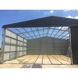 Industrial Structural FRP Shed