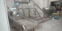 Automatic Pasta Processing Line