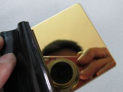 Stainless Steel Coloring Mirror Sheets - Nayan Metal & Alloys ...