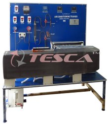 Tesca - Air Conditioning Trainer (General Cycle Type)