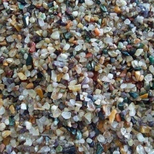 Multicolor Construction Stone Chips