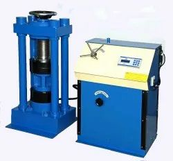 ISI Certification For Compression Testing Machine