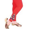 Embroidery Ladies Leggings