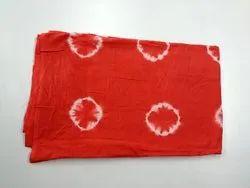 Tie Dye Shibori Handmade Fabric