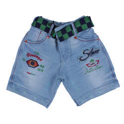 Boys Blue Kids Jeans with Belt