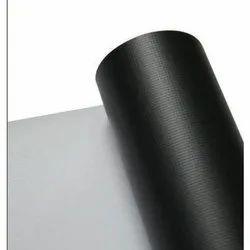 Flex(Primary) PVC Black Flex Banner Back