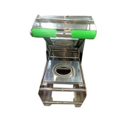 Stainless Steel Container Sealing Machine