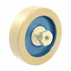 Round Ceramic Capacitor