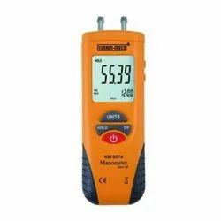 KM-8074 Digital Manometer