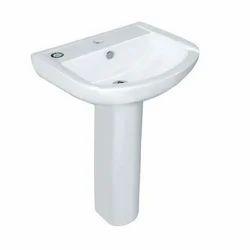 Jaquar Pedestal Wash Basin