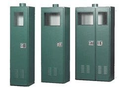 Stainless Steel Cylinder Cabinet
