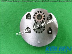 Bock F5 / FX5 Oil Pump Assembly