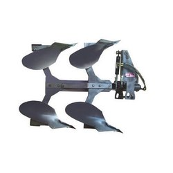 Hydraulic Two Furrow Reversible Plough, For Agriculture