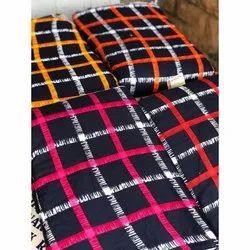 Cotton Printed Kurti Fabric