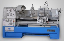 C6256, C6266A, C6280 Precision Engine Lathe Machine