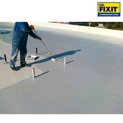 Dr. Fixit Waterproofing Services, For Commercial, Liquid