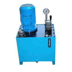 Hydraulic Powerpack For Screen Changer