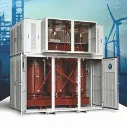 Three Phase Dry Type Kirloskar Transformer