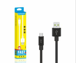 Troops Tp-2038 USB S3 4.5mm Cable Black Guarantee